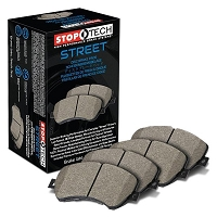 StopTech Street Touring 13 Scion FR-S / 13 Subaru BRZ Front Brake Pads