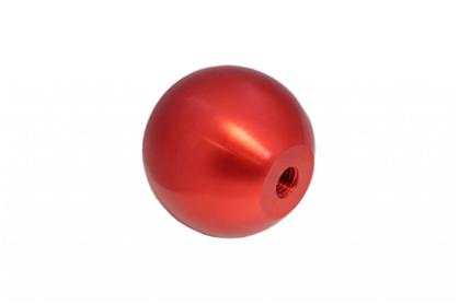 Torque Solution Billet Shift Knob (RED): Universal 10x1.5