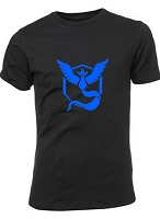 Pokemon Go Team Mystic T-Shirt (MENS)