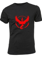 Pokemon Go Team Valor T-Shirt (MENS)