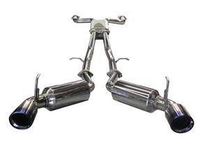 Injen Stainless Steel Cat-Back Exhaust 08+ Evo X